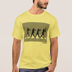 Abbey Road Zombie Edition T-Shirt - tap to personalize and get yours