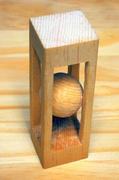 #INSTRUCTIONS: Ball in Cage Instructions