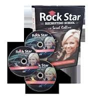 Rock Star Recruiting School - 3-CD Audio Program