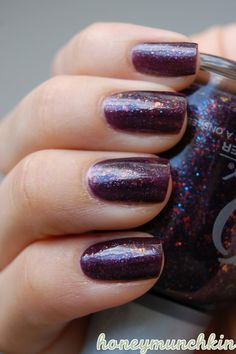 ORLY Fowl Play #nailpolish