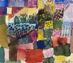 Paul Klee Southern Garden Poster at Posterlounge ✔ Fast delivery ✔ Large selection ✔ High quality prints ✔ Buy Paul Klee posters now! William Turner, Paul Klee, Museum, Teaching Art, Oeuvre D'art, Canvas Art Prints, Art Lessons, Illustration, Abstract Art