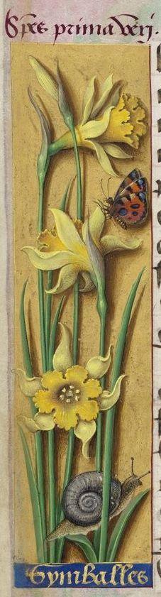 Godzinki Anny Bretońskiej (Grandes Heures d'Anne de Bretagne), Tours, 1505-1510, fol. 104v; BnF - Bibliothèque nationale de France (Latin 9474), Gallica
