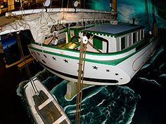 Great Lakes Maritime Heritage Center in Alpena