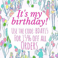 "www.etsy.com/shop/unendingloveboutique - 15% off of ALL orders! No minimums! Use the code ""BDAY15"" from now until Sunday, May 3rd 11:59 EST!"
