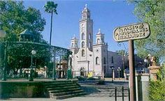 El Santuario de Nuestra Señora de Guadalupe in Piedras Negras, Coahuila, Mexico - Tour By Mexico ®