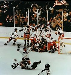 Miracle On Ice Celebration- I remember this! So awesome!!