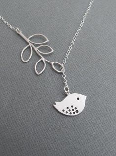 Leaves and Bird Pendant Necklace - FREE! This Leaves and Bird Pendant Necklace is made from a zinc alloy and is 22 inches in length. It comes in a silver tone finish or gold finish with a lobster claw clasp.   Perfect for a Bridesmaid Gift!   Get this Leaves and Bird Pendant Necklace for FREE. Just pay the shipping cost of $5.95.  Please allow 2-4 weeks for delivery.