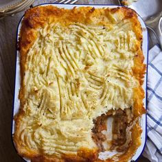 Roast Garlic Shepherd's Pie - Donal Skehan