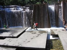 Landscape+Urbanism: Remembering Lawrence Halprin (or at least some of his projects)