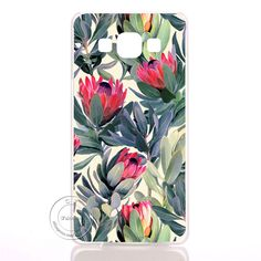 Mandala Flower Datura Floral Clear Hard Plastic Case Cover For Samsung Galaxy 2016 2017 Iphone 7 Plus, Iphone 6, First Iphone, Apple Iphone 5, Samsung Galaxy S3, Shenzhen, Protea Flower, Flowers, Mandala Floral