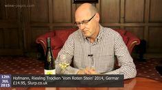 Hofmann, Riesling Trocken 'Vom Roten Stein' 2014, Germany , wine review