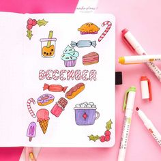 Full of wonder beautiful Bullet Journal theme ideas for cold winter months. Plus fun page ideas you can include in your setup. Lots of inspirations - cover pages, monthly logs, weekly spreads, and more. Pick a fun and creative theme to start your month. #mashaplans #bulletjournal #winterbujo #bujo #bujoinspo Bullet Journal Cover Page, Bullet Journal School, Bullet Journal Themes, Journal Covers, Bullet Journal Inspiration, My Journal, Journal Pages, Monthly Themes, Winter Theme