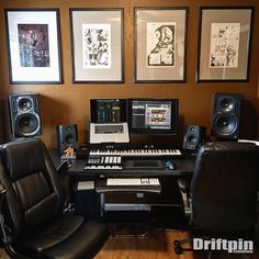 "86 Likes, 5 Comments - Driftpin Studios (@driftpinstudios) on Instagram: ""The new home of Driftpin Studios #multimedia production suite in the #creative mecca of…"""