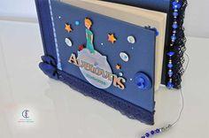 Custom made wishbook Little Prince Χειροποίητο Ευχολόγιο O μικρός Pρίγκιπας