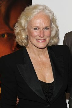 "Glenn Close attends the ""Keep The Lights On"" New York Premiere at Museum of Modern Art on September 5, 2012 in New York City."