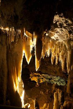 Cueva del Soplao en Cantabria | -- Puedes leer más en Via… | Flickr - Photo Sharing!