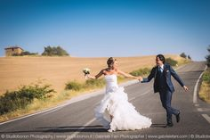 Intimate wedding in Pienza Val D'Orcia, Tuscany of Karin + Massimo. Portrait by Gabriele Fani Photographer.