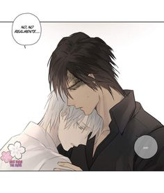 Lucaon and Kyon Royal Servant Manga, Manhwa Manga, Albino, Cute Anime Guys, Gay Art, Pokemon, Novels, Kawaii, Comics