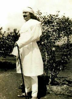 Baba as Zoroaster