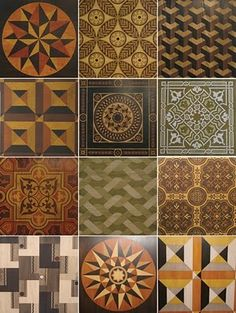 Custom patterns and stencils for etching, faux painting, embossing… Woodworking Furniture Plans, Woodworking Projects, Deco Design, Wood Design, Intarsia Wood Patterns, Intarsia Knitting, Wood Supply, Parquetry, 3d Home