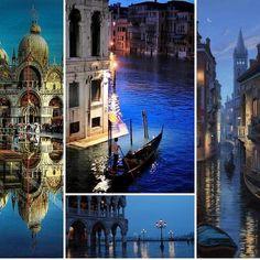 Storybox - Carrie McGann: Venice