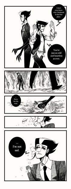 A Matter of Life and Death :: Understand Me - 04 | Tapastic Comics - image 1