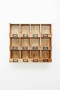 Collector Wall Shelf