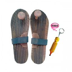 77682940746e Acupressure Wooden Khadau Slippers gives you relaxation and gently massages  your soles. Get FREE 1 ACS Jimmy Wooden Keychain