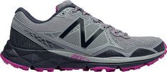 Women's New Balance 910v3 Trail Runner - Black/Bleached Sunrise/Alpha Pink with FREE Shipping