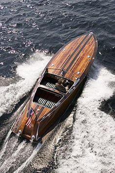 "Fastback - StanCraft Custom Built Wooden Boats - ""A Passion for the Past"""