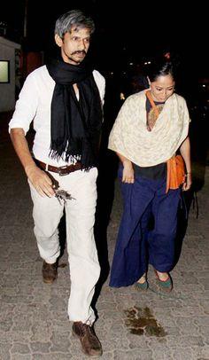 Vijay Raaz at 'O Teri' screening