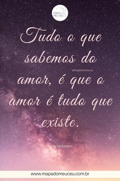 Clique para mais frases de amor! #frasesdeamor #frasesdeamornamorado #frasesdeamorcasal #namoroadistancia #amor Movie Posters, Map Of The Stars, Best Love Lines, Feelings And Emotions, Poems Of Love, Film Poster, Popcorn Posters, Film Posters, Posters