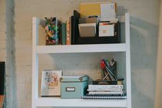 at home office in an apartment | Kayla's Five Things