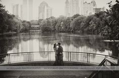 Kevin + Lauren Engagement | Piedmont Park - Atlanta Wedding Photographer | Moreland Photography