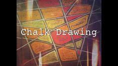 Chalk Drawing: Geometric Shapes Chalk Drawings, Activity Days, Decoration, Geometric Shapes, Geometry, Activities, Learning, Painting, Images