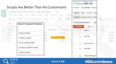 maintain an entire adwords campaign with structured data and adwords scripts