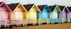 West Mersea Beach Huts - heading here today :)