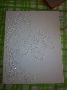 glue art!