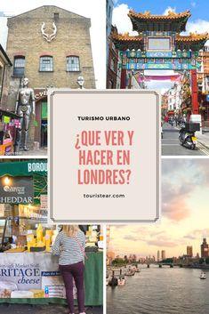 ¿estás planeando tu primer viaje a Londres? Conoce cuales son los lugares imprescindibles y cuéntame cuales son los tuyos! Travel Advice, Travel Tips, England Uk, London City, Best Cities, Budget Travel, Madrid, Places To Visit, Around The Worlds