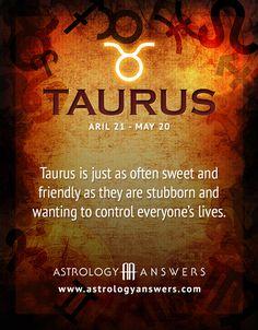 My moon in Taurus..