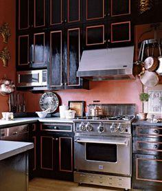 Georgette Farkas' kitchen NYC