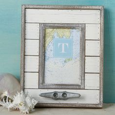 Beach House Picture Frame #laylagrayce #coastal