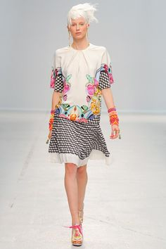 Manish Arora S/S14 Ready-to-wear