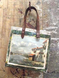 Image of Painitng Bag - Greece (free shipping)