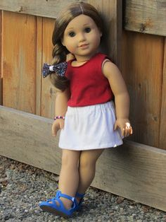 The By Kids for Kids Blog: An American Girl -- Photo Shoot