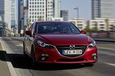 Mazda 3 преодолела 5-миллионный рубеж