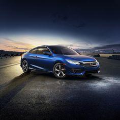 The dramatically redesigned 2016 Honda Civic Coupe has arrived! Honda Civic Sedan, Honda Civic Sport, Honda Civic Vtec, Civic Hatchback, 2016 Honda Civic Coupe, Honda Civic Price, Honda Civic Hybrid, Honda Accord, Honda Dealership