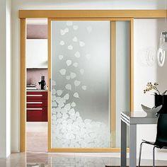 porta scorrevole vetro satinato home and decor pinterest doors