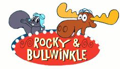 rocky and bullwinkle - Google Search