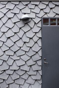 Lovely outside tiles - Via Varpunen